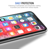 0.18mm High flexible For iphone11 9H 9D+ Tempered Glass Screen Protector