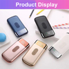 C66 10000mah wooden 2000 slim power bank 20000mah disposable mini wireless charge