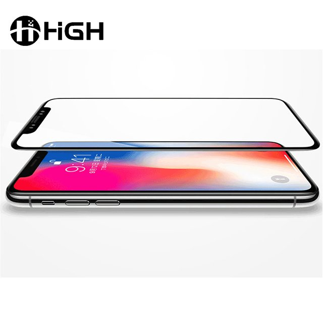 Iphone X/XS/XR/XS MAX 3D Tempered Glass Screen Protector