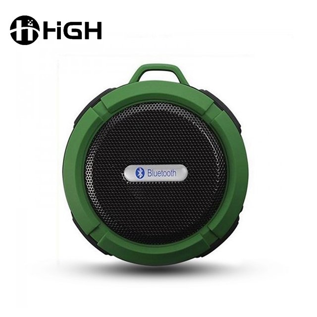 New C6 Waterproof Wireless Portable Bluetooth Speaker