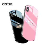 For iPhone 11 premium waterproof glass cute phone waterproof case for iphone 6 personalization