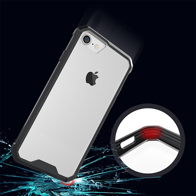 TPU PC Phone Case For Iphone X 8 7 6